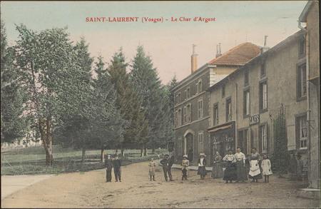 Saint-Laurent (Vosges), le Char d'Argent