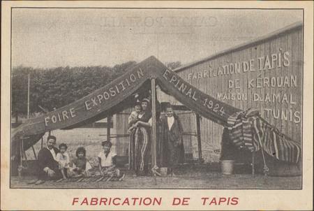 Fabrication de Tapis