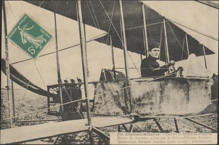 Nos Aviateurs Militaires, Escadrille Aérienne d'Épinal […]