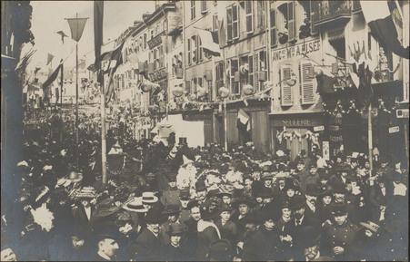[Épinal, Kermesse du 17 Mars 1912]