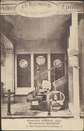 Exposition d'Épinal (1924) […]