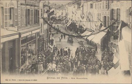 Rue Rualménil