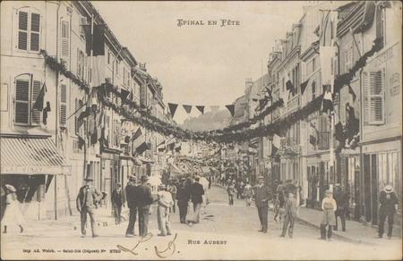 Rue Aubert