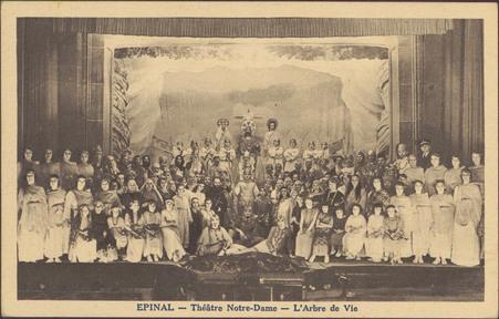 Épinal, Théâtre Notre-Dame, L'Arbre de Vie