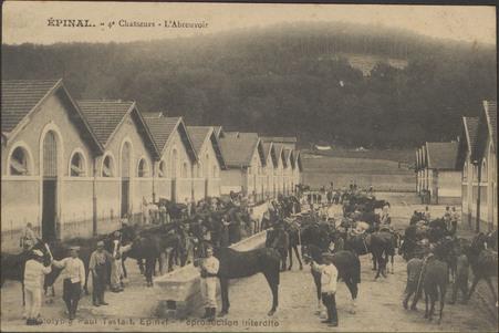 Épinal, 4e Chasseurs, L'Abreuvoir