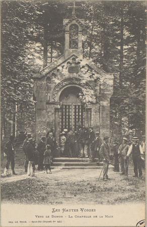 Vers le Donon, La Chapelle de la Maix