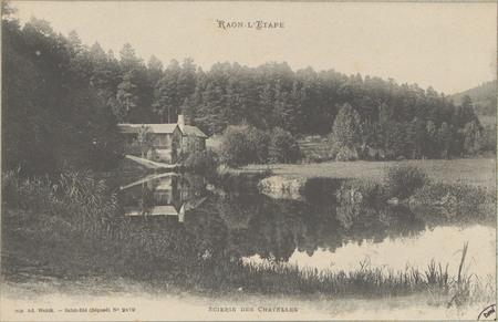 Raon-L'Etape, Scierie des Chatelles