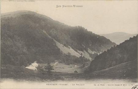 Ventron (Vosges), Le Felzach