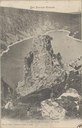 Lac Blanc et Château de Hans