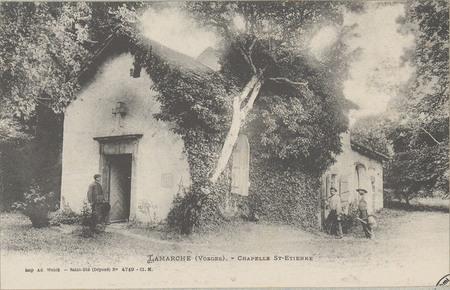 Lamarche (Vosges), Chapelle St-Etienne