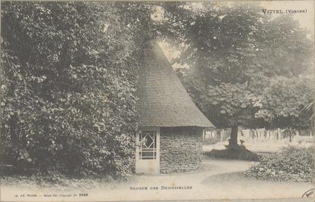 Vittel (Vosges), Source des demoiselles