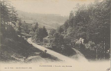 Plombières - Vallée des Roches