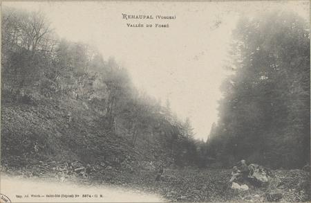 Réhaupal (Vosges), Vallée du Fossé