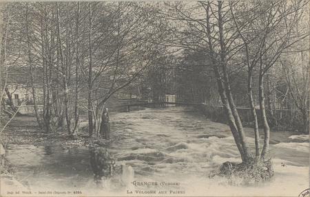 Granges (Vosges), La Vologne aux paires