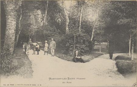 Martigny-les-Bains (Vosges), Au Parc