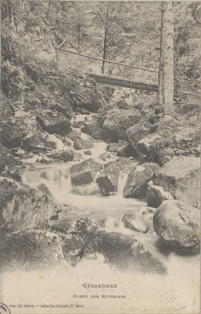 Gérardmer, Gorge des Roitelets