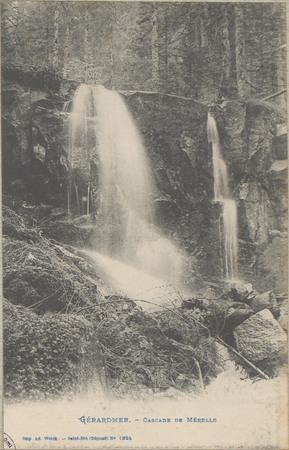 Gérardmer, Cascade de Mérelle