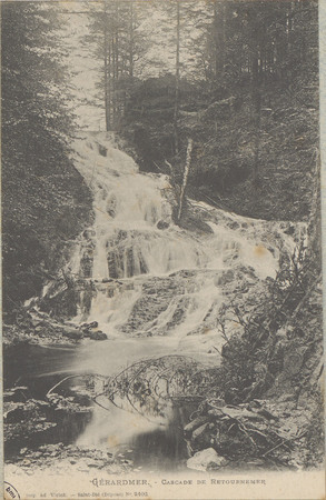 Gérardmer, Cascade de Retournemer