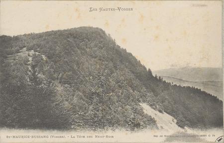 St-Maurice - Bussang (Vosges), La Tête des Neuf-Bois