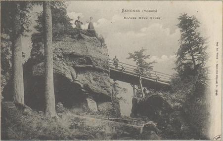 Senones (Vosges), Roches Mère Henri