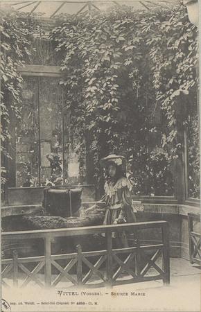 Vittel (Vosges), Source Marie