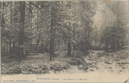 Kichompré (Vosges), Les Perles de Vologne