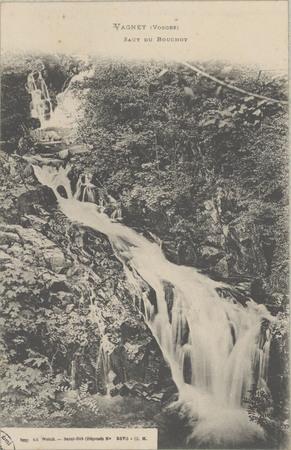 Vagney (Vosges), Saut du Bouchot