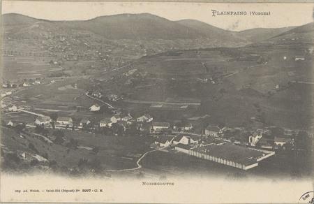 Plainfaing (Vosges), Noiregoutte