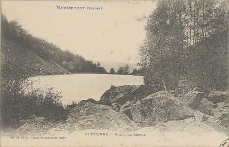Remiremont (Vosges), St-Etienne, Étang de Xénois