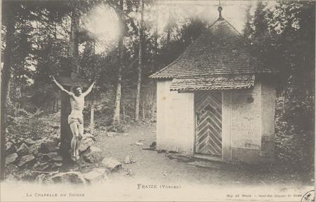 Fraize (Vosges), La Chapelle du Suisse