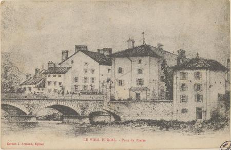 Le vieil Épinal, Pont de Pierre