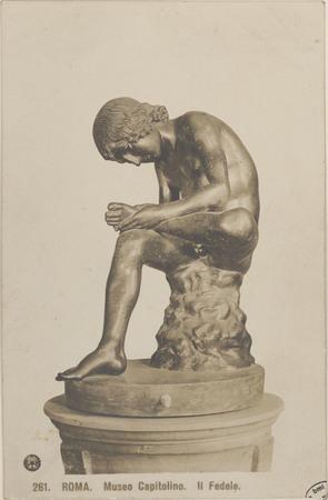 Roma, Museo Capitoline, II Fedele