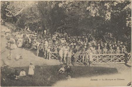 Épinal, La Musique au Château