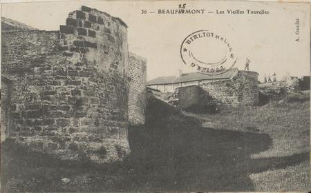 Beaufremont, Les Vieilles tourelles