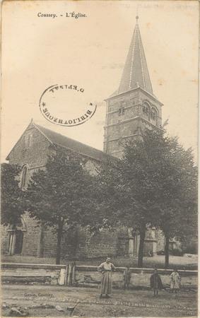 Coussey, L'Église