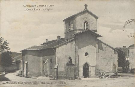 Domrémy, L'Église