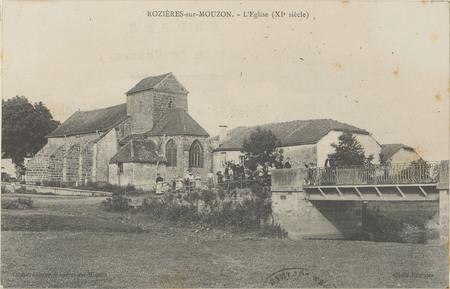 Rozières-sur-Mouzon, L'Église […]