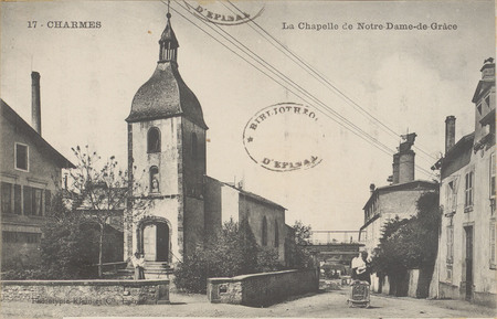 Charmes, la Chapelle de Notre-Dame-de-Grâce
