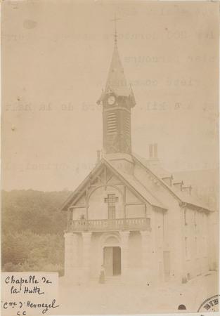 Chapelle de la Hutte