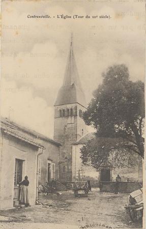 Contrexéville, L'Église […]