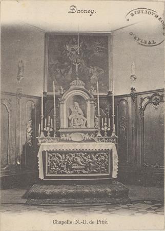 Darney, Chapelle N.-D. de Pitié