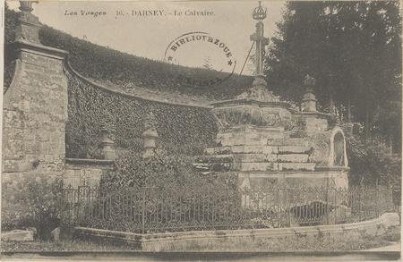 Darney, Le Calvaire