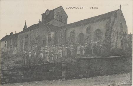 Godoncourt, L'Église