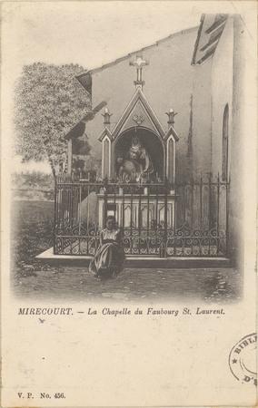 Mirecourt, La Chapelle du Faubourg St-Laurent