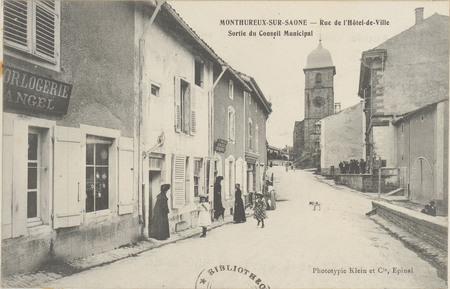 Monthureux-sur-Saone, Rue de l'Hôtel-de-ville […]