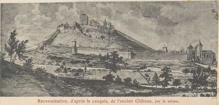 [Reconstitution du Château d'Épinal]