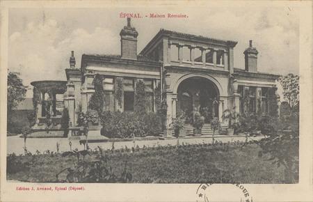 Épinal, Maison romaine