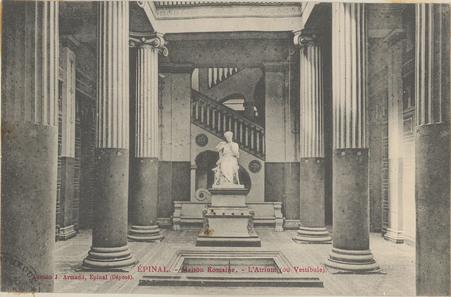 Épinal, Maison romaine, L'Atrium […]