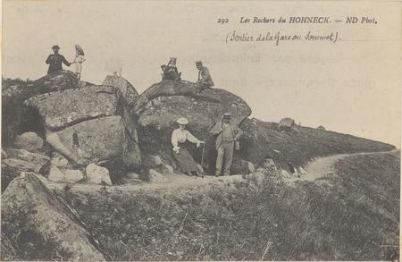 Les Rochers du Hohneck