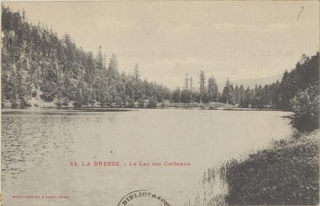 La Bresse, Le Lac des Corbeaux